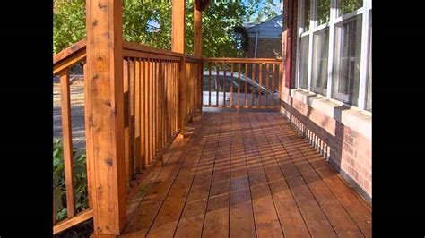 cedar deck stain colors