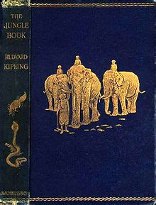 libro a collection of rudyard the jungle book wikipedia