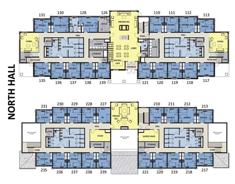 college dorm floor plans residence information holy cross college notre dame indiana