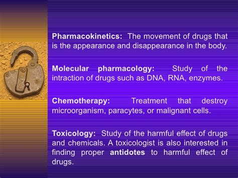 16 Pharmacology Ppt Pharmacology Powerpoint Presentation