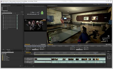 adobe premiere pro bittorrent برنامج adobe premiere pro cc مونتاج الفيديو تحرير وتقطيع