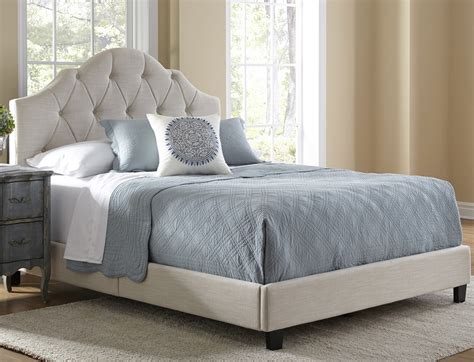 upholstered tufted bed all n one fabric fully upholstered tufted saddle bed in