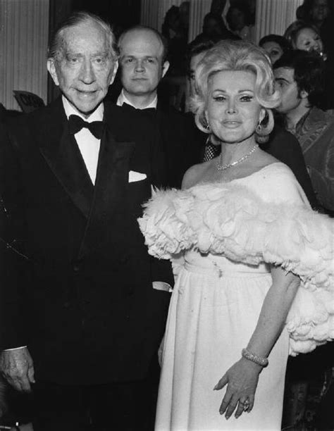 Zsa Zsa Gabors Husband I Might Be Dannielynns by Zsa Zsa Gabor Dead Aged 99 The Standard
