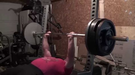 415 lbs long pause close grip bench press easy youtube