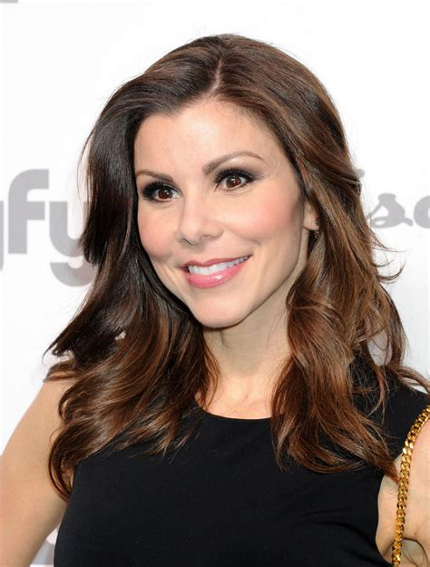 heather dubrow rhoc star heather dubrow refuses to film with vicki