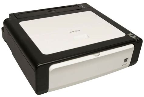 Printer Laser Ricoh Sp 100 ricoh aficio sp100 e black and white laser printer copierguide