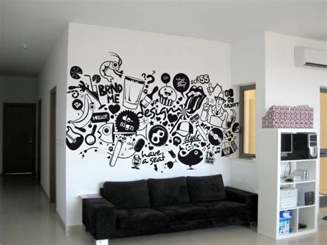 Home Wall Stickers large format printing 171 viking signs