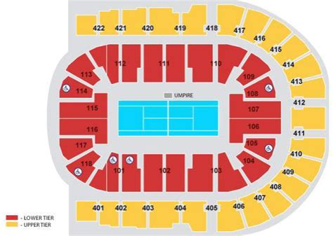 O2 Arena Floor Seating Plan buy 2018 nitto atp finals tickets championship tennis tours
