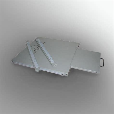 cassetto estraibile cassetto estraibile porta tastiera e mouse per rack 19