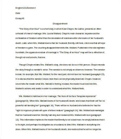 Lit Essay Structure by Analysis Essay Template 7 Free Sle Exle Format