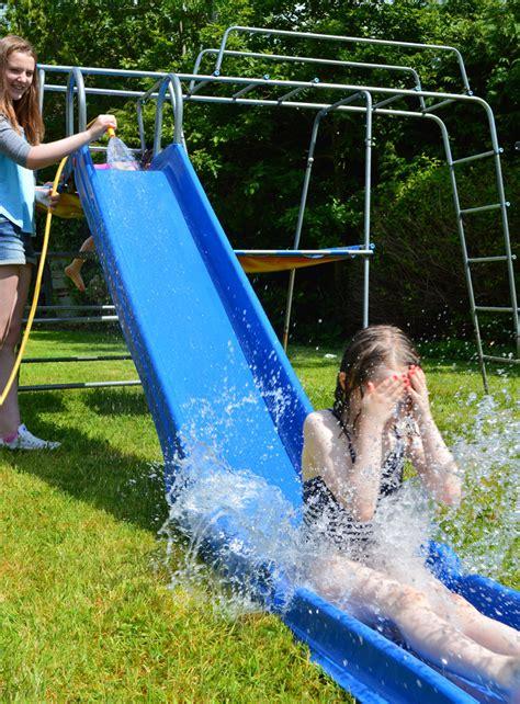 backyard water fun mollymoocrafts summer activities for kids