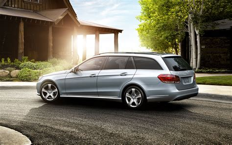 Mercedes E350 4matic Wagon by Mercedes E350 Station Wagon The Wagon