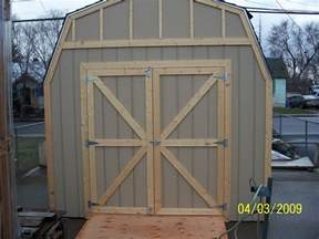 how to build storage shed doors goehs