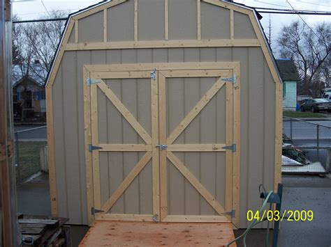 Shed Door by Options For Bird Boyz Builders Wood Storage Sheds Bird