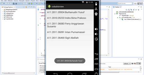 layout manager pada java adalah pondok tugas membuat listview pada android
