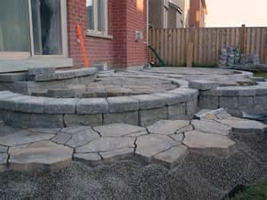 outdoor stone patio pics