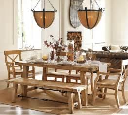 Pottery Barn Benchwright Dining Table Yemek Masası Modelleri Modern Masa 246 Rnekleri Yemek