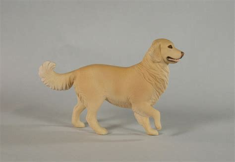 breyer golden retriever custom tin pony studio