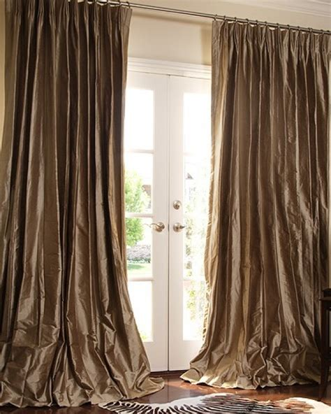 silk drape luxury curtains and drapes curtain design
