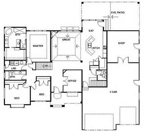 Walkout Rambler Floor Plans 25 Best Ideas About Rambler House Plans On Pinterest