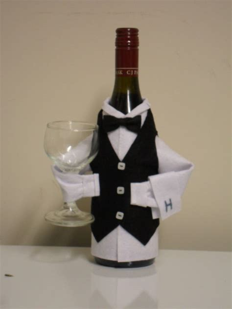 90 best wine bottle covers images on pinterest decorated