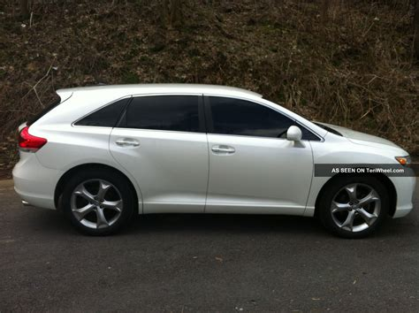 old car owners manuals 2010 toyota venza electronic toll collection 2010 toyota venza awd rear dvd xenon back up camera