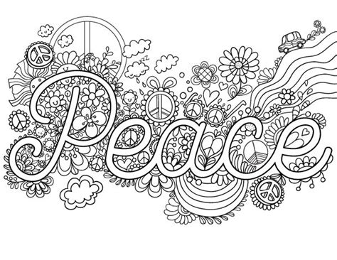 peaceful patterns coloring pages best 25 peace crafts ideas on pinterest mlk day 2012 a