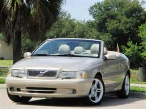 2002 Volvo C70 Convertible Review 2002 Volvo C70 Hpt Convertible 2 Door Car For Sale On