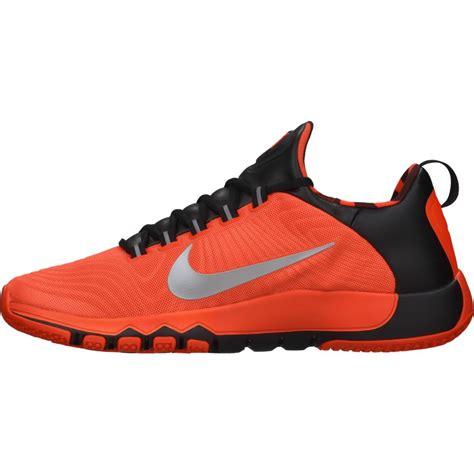 nike crosstrainer shoes nike free trainer 5 0 mens cross shoes orange