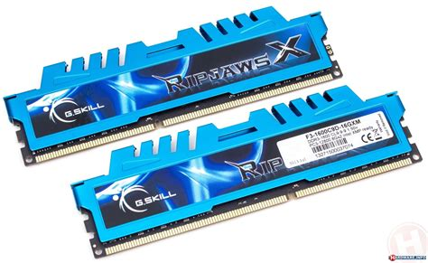 Memory G Skill 13 16gb ddr3 memory kits for intel haswell review g skill