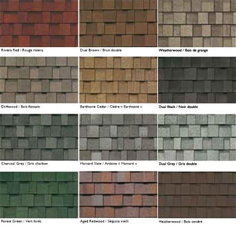 shingle styles different types of roof shingles