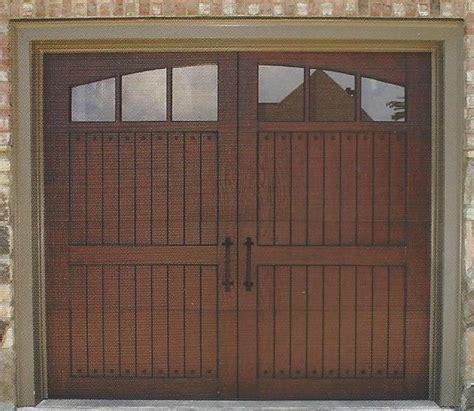 Composite Wood Garage Doors Residential Garage Door Installations Custom Wood