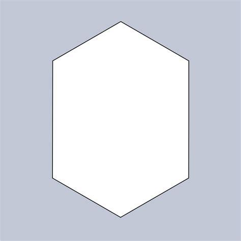 Elongated Hexagon English paper piecing   Made Studio Textiles