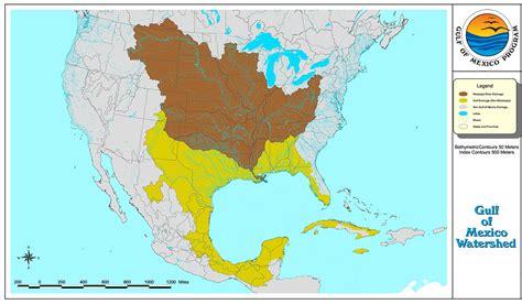 map us states gulf mexico flower garden banks national marine sanctuary regional maps