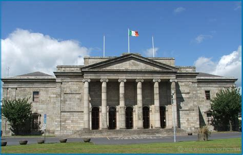 court house on catherine waterford city