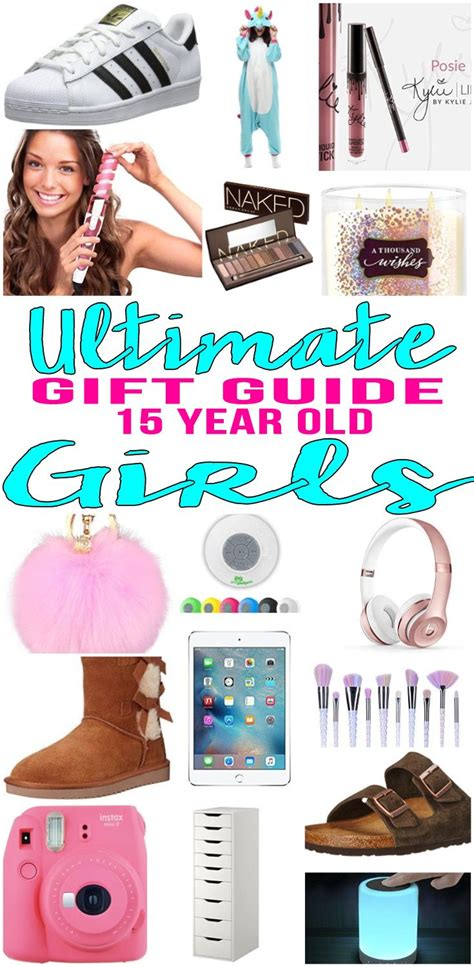 best gifts for 15 year old girls gift suggestions 15th