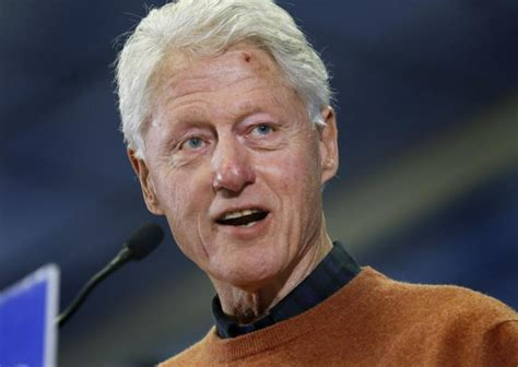 bill clinton presidency democrats will be together in the end says former us