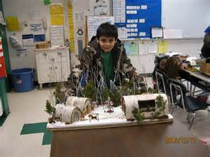 Iroquois longhouse project iroquois longhouse with