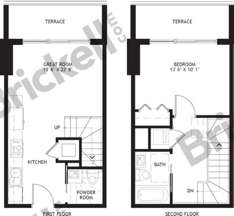 infinity at brickell floor plans infinity at brickell brickell