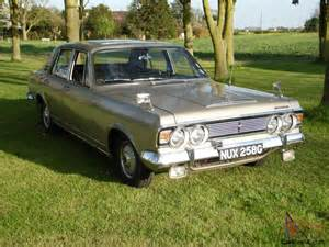 Ford Executives Ford Zodiac Executive 43000 Genuine Exellent 1968