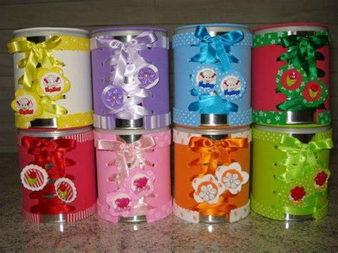 dulceros con latas de leche de frutillas 30 b 228 sta bilderna om fiesta chaparras p 229 pinterest