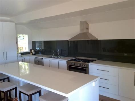 kitchen glass splashback ideas kitchen splashbacks kembla kitchens