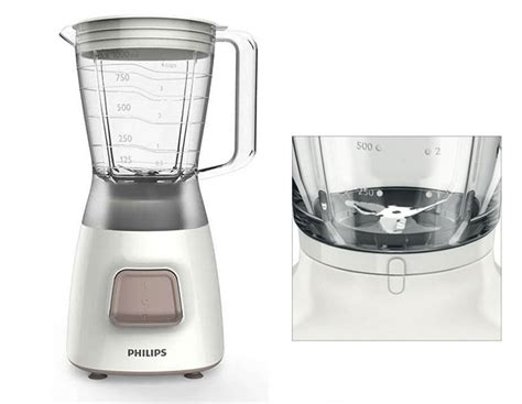 Blender Philips Hr 2115 Gelas Berbahan Plastik Berkualitas jual philips hr2056 blender grey plastic jug harga kualitas terjamin blibli