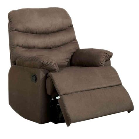 Light Brown Recliner Chair Home Decorators Collection Clive Microfiber Recliner In