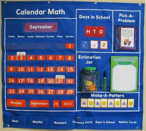 Calendar Math Grade Schoolhouse September 2012
