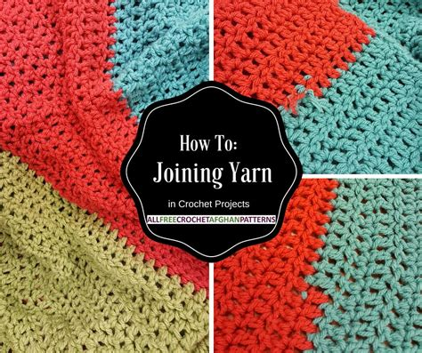 how to join yarn in knitting on circular needles how to joining yarn in crochet projects
