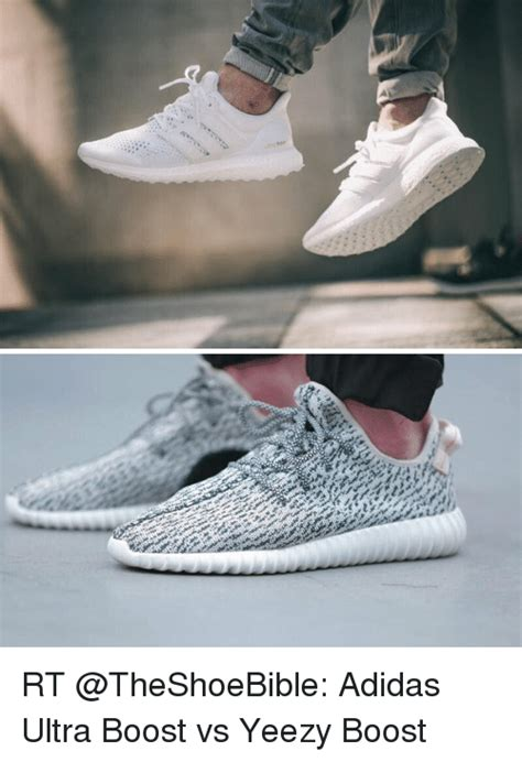 Sepatu Adidas Ultraboost Sneakers 2 Warna yeezy memes of 2016 on sizzle clothes