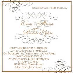 Wedding invitation templates wedding ideas gcannet