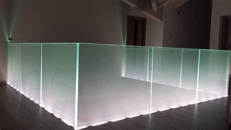 corrimano in vetro per scale corrimano in vetro per scale best parapetti in vetro with
