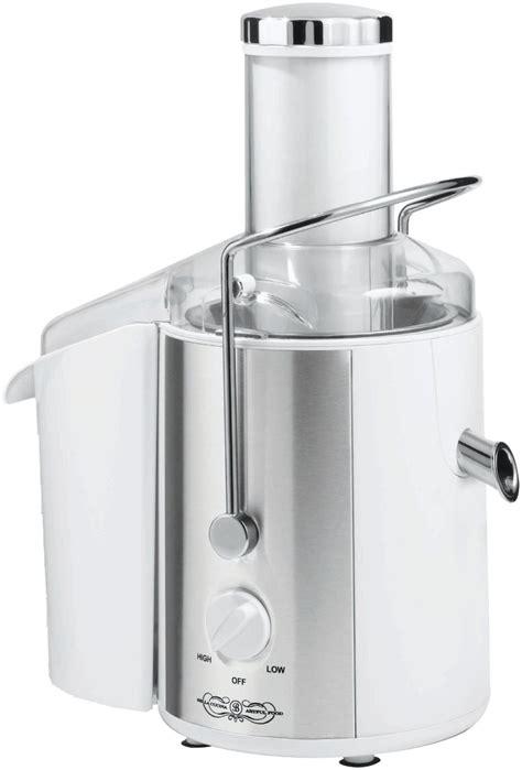 bella kitchen appliances bella 700w juice extractor white appliances small kitchen appliances juicers accessories